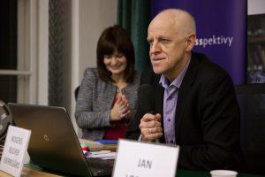 FOTO: Mogens Blicher Bjerregård, prezident Evropské federace novinářů