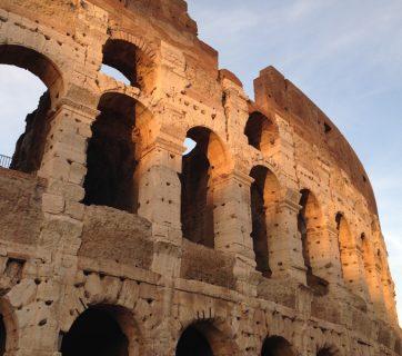 Foto: Colosseum v Římě