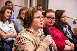 FOTO: Rozpravy o dezinformacích