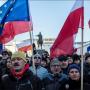 Polsko demontrace