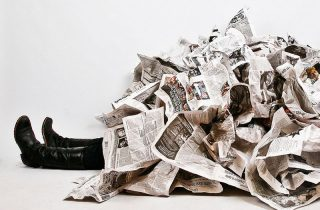 Negativní zprávy (ilustrační foto)