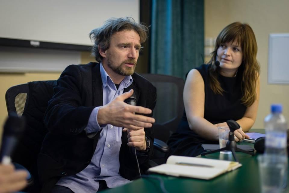 Rozpravy o českých médiích: Janek Kroupa a Alice Němcová Tejkalová