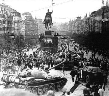 Srpnová okupace 1968