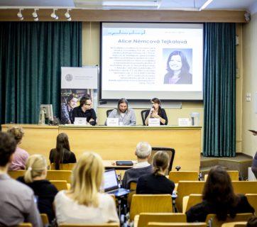FOTO: Prosincové Rozpravy o českých médiích na téma Vizualizace médií.