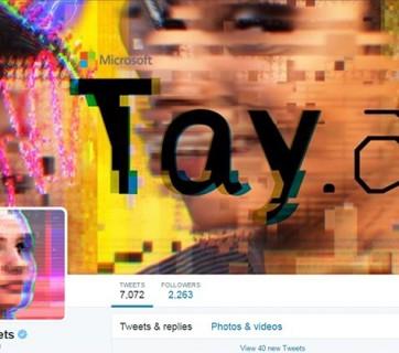 FOTO: Aplikace TAY, Microsoft